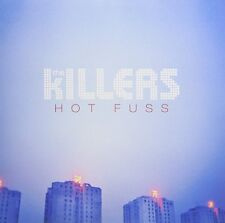 The Killers HOT FUSS Debut Album 180g ISLAND RECORDS New Sealed Vinyl Record LP