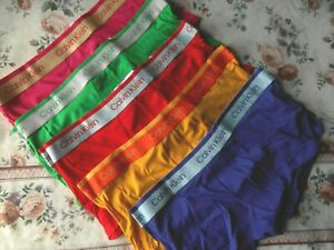 NEW DESIGN  CALVIN KLEIN GAY PRIDE TRUNK       CHOICE OF COLOURS  LARGE