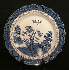 """Vintage Booth's """"Real Old Willow"""" Serving Plate - A8025"""