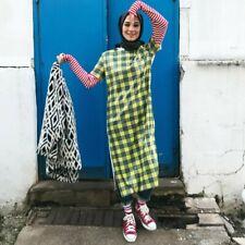 Zara checked sequinned dress Size M  BNWT