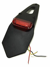 Universal LED Rücklicht Kennzeichenhalter Yamaha WR 125 WR 250 WR 400 WR 426 NEU