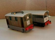 Vintage 1989 1995 Thomas & Friends ERTL Toby Toad Diecast Train Tram Brake Wagon