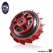 Dry slipper clutch STM Evoluzione EVO-GP with discs for Ducati 1198 2009>2012