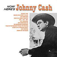 Johnny Cash – Now Here's Johnny Cash Vinyl LP Dol 2014 NEW/SEALED