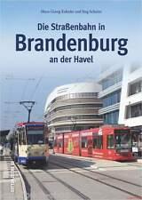 Fachbuch Die Straßenbahn in Brandenburg an der Havel, informatives Buch NEU