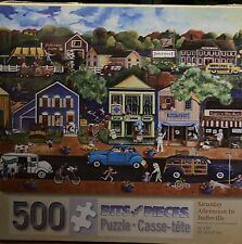 Brand New In Box Never Opened Puzzle 500 Pieces