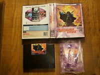 Neo Geo AES Magician Lord SNK NeoGeo Complete US Seller English