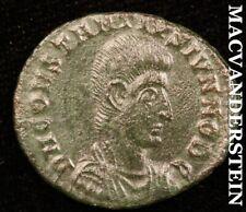 Constantius Gallus 351-354 AD Siscia Mint Soldier Sparing Fallen Horseman #Z2373