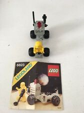 LEGO Classic SPACE Set # 6823 Surface Transport 100% Complete w Instruction