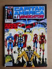 Capitan America & I Vendicatori  n°7 1990 Marvel Italia Star Comics  [G406]
