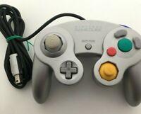 Nintendo Gamecube Controller - Platinum Silver OEM | AUTHENTIC | TESTED