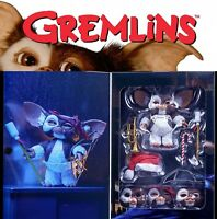 "NECA GREMLINS - ULTIMATE GIZMO - 7"" inch ACTION FIGUR  - CHRISTMAS - NEU/OVP"