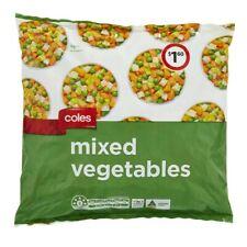 Coles Mixed Vegetables 1kg