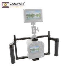 CAMVATE Camera Cage Full-frame DSLR Grip fr Sony A7RII A7SII Fujifilm X-T2 Nikon
