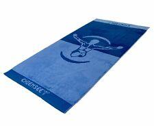 Chiemsee Handtuch Sporttuch Gr. 60 x 110 cm  in Frottee Blau neu