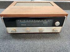 New listing McIntosh Mr 67 Fm Stereo Tuner Vacuum Tube