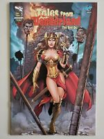 Grimm Fairy Tales Talesfrom Wonderland Red Queen #1 Wizard World Philly Variant