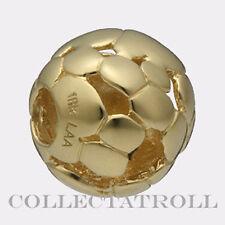 Authentic TrollBead 18kt Gold Spot TrollBeads 21421 *LAST ONE*