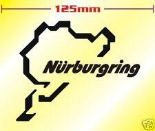 Autocollant sticker NURBURGRING PEUGEOT 106 206 307 306 406 S
