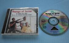 VOYAGE OF TERROR -1 CD - E. MORRICONE - (B62)