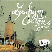 Drive by Graham Colton Band (CD, May-2004, Universal Distribution)06