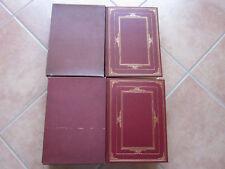 AR805 BLOCCO N. 2 VOLUMI LA SACRA BIBBIA 1954