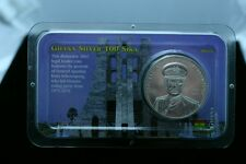 2002 Ghana Silver 100 Sika Commemorative Coin