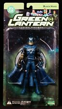 "2005 DC DIRECT GREEN LANTERN SERIES 1 BLACK HAND 6"" ACTION FIGURE MOC"