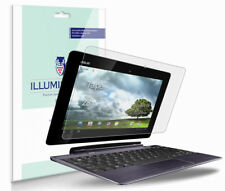 iLLumiShield Anti-Glare Screen Protector 2x Transformer Prime TF201 Keyboard Cut
