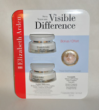 Elizabeth Arden Visible Difference Refining Moisture Cream 75ml x 2 + BONUS