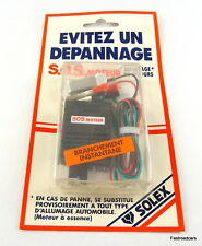 EMERGENCY IGNITION GET YOU HOME KIT COIL CONNECTION ONLY