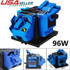 New listing 96W Household Multi Used Sharpener Drill Bit Tool Scissor Grinder Sharpening Usa