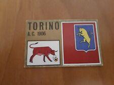 Figurina Calciatori Panini 1971/72 scudetto n.22 Torino nuovo con velina.
