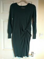 Next blue/grey jumper dress Size 8