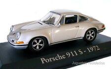 PORSCHE 911 S 1972 IXO RBA COCHE  ESCALA 1/43
