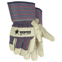 Mcr Safety 1965L Artic Jack Cold Protection Gloves, Thermosock Lining, L, 12Pk