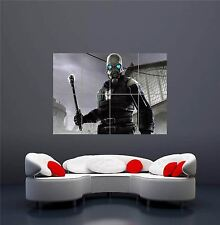 XBOX ONE PS3 PS4 PC GAME COMBINE HALF LIFE GIANT NEW ART PRINT POSTER OZ1175