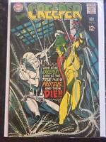 Beware The Creeper #5, Vol. 1, Silver-Age Comic Book,  VF, DC, 1969