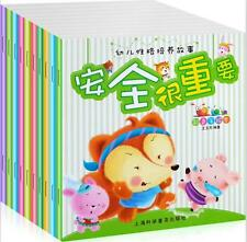 Learning Chinese baby Character training story picture book in pinyin 10 books