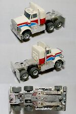 1979-82 Aurora AFX Lit Lighted Magnatraction Peterbilt HO Slot Car Tractor 1163