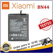 Batteria BN44 Per Xiaomi Redmi 5 Plus 4000mAh Bulk Nuova