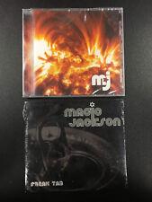 Magic Jackson Freak Tab and Venus in Transit CD