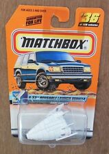 MATCHBOX CARS REUSABLE LAUNCH VEHICLE (Space Shuttle 1999 issue