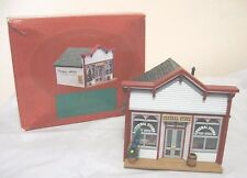 1994 Hallmark The Sarah Plain and Tall Collection-Mrs. Parkley's General Store