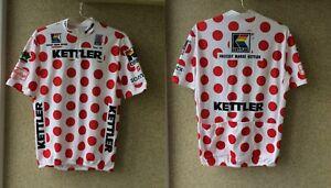 Tour De France 1999 Cycling Shiirt Kettler Jersey Austrian Cycling Federation