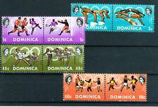 Dominica set of 8 Olympics Mexico lmmint [D2005]