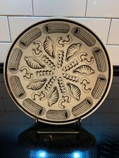 """Vintage ROMA INC 8 1/8"""" Star Pasta Bowl Hand Painted in Italy VGC"""