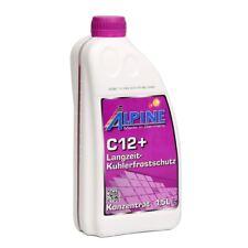ALPINE Frostschutz LANGZEIT Kühlerfrostschutz Konzentrat C12+ 1,5L VIOLETT