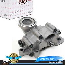 GENUINE Engine Oil Pump for 2006-2014 Hyundai Kia 3.3L 3.5L 3.8L OEM 213103C300