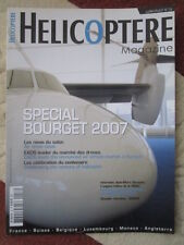 HELICOPTERE 16 DGAC LIVRAISON BOURGET EADS CORNU BREITLING BELL AGUSTA BA609